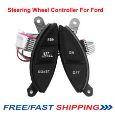 Steering Wheel Cruise Control Button For Ford Explorer Sport Ranger 98-05 F150 +