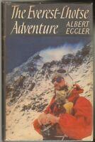 EGGLER Everest-Lhotse Adventure Himalayas Mountaineering Climbing