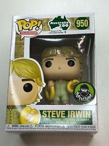Steve Irwin 950 POP Vinyl Brand New