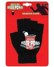 Authentic Beer Pong Drinking Glove