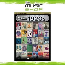 New EZ Play #362 Songs of the 1920s Piano Music Book - New Decade Series 20s