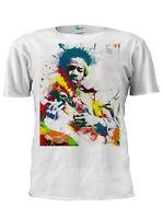 Jimi Hendrix T Shirt Music Legend T Shirt Trendy Men Women Unisex Tee M945