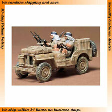 Jeep Military Armour Model Building Toys