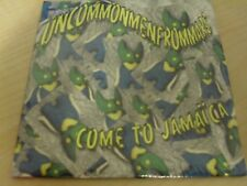 Uncommonmenfrommars-Come To Jamaica/2-TRACK CD