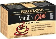 Bigelow (7231000162) Vanilla Chai Tea Bags 20 Ct