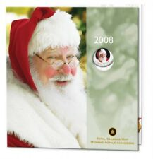 Canada 2008 Coloured Santa Rare Coin Gift RCM Mint Set.