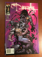DARKNESS # 38 FINE+ NEWSSTAND EDITION IMAGE COMICS 1ST SERIES