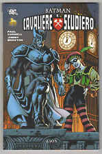 BATMAN - CAVALIERE E SCUDIERO - Lion