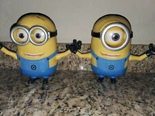 Despicable Me Minion Interactive Lot: Dave, Stuart - Talking, singing, laughing