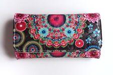 Cartera Mandalas Multicolor - Multicolor Mandalas Wallet - estilo étnico/ethnic