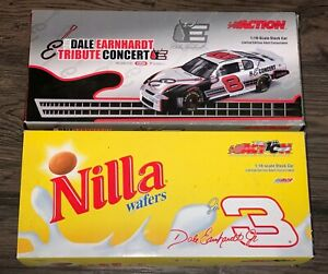 1/18 Action Dale Earnhardt Jr LOT 2