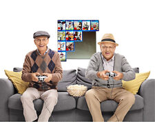 Design PS4 Regal / Medienregal / CD-Wall Regal für PS4 Playstation Cover