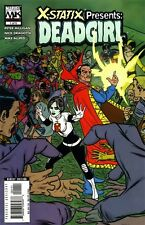 X-Statix Presents: Deadgirl (2006) #1 of 5