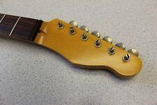 MJT Official Custom Vintage Aged Nitro USACG Guitar Neck by Mark Jenny VTT