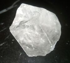 Quarzo Ialino Grezzo Trasparente Gr87 Punta Cristalloterapia CHAKRA cristallo ki