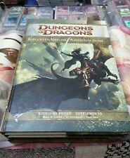 Dungeons and dragons Forgotten Realms Ambientazione - D&D 4.0 D20