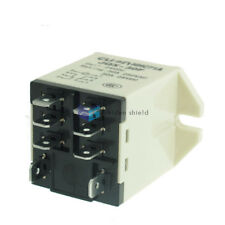 JQX-30F 2Z Snap In Type DPDT General Power Relay 8 Pin DC 24V 30A