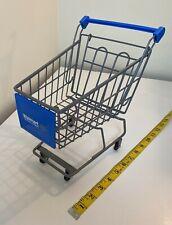 Walmart Mini Metal Shopping Cart