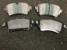 AUDI Q7 3.0 TDi QUATTRO 272 4MB 2015 ON REAR BRAKE DISC PADS WITH SENSOR