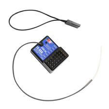 Flysky FS-BS6 Silicone 2.4G 6CH Receiver AFHDS 2A, 135 RF Channel for RC Car