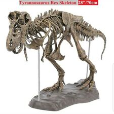 G Scale Cheap Price T Rex Skeleton Miniature Flat Car Load Fossil Diorama Accessory Item Awesome