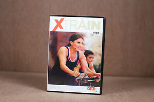 Xtrain ride 10 DVD by Cathe indoor Cycling Spinning Bike Excercise Workout