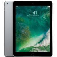 Apple iPad 5th Gen 32GB 9.7 inch WiFi iOS Tablet Space Grey - Pristine