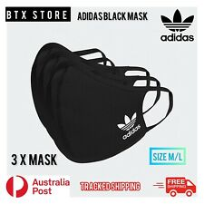 adidas face Cover Mask (Pack of 3) - H08837