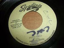 "Alton Ellis ""Deliver Us"" Reggae 45 Syndicate"