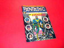 Fantastic #61 Marvel/British-Great Britain 1968 Avengers Thor X-Men Dr Strange