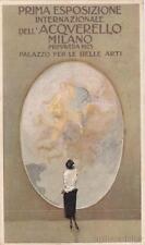 * MILANO - Dudovich - Prima Esposizione dell'Acquerello 1923