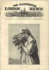 1873 Les Roses Artwork By Portaels