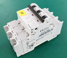 Siemens 5SJ4325-8HG41 Miniature Circuit Breaker UL489 3-POLE 25A C-TRIP TYPE NSJ