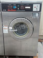 Speed Queen 20Lb. Front Load Washer Sc20Mdzou60001 3Ph 220V 60Hz (Used)