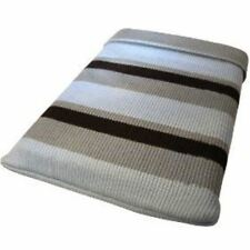 """For 10.1"""" inch Netbook Tablet - Grey Knitted Sleeve Sock Protective Carry Cover"""