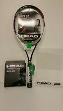 """""""NEW"""" Head Graphene Touch Speed Adaptive Tennis Racquet 4 3/8. With Tuning Kit"""