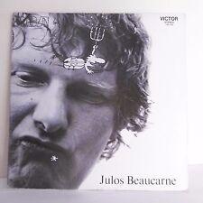 """33T Julos BEAUCARNE Disque Vinyle LP 12"""" ARRET FACULTATIF - RCA VICTOR 740 104"""