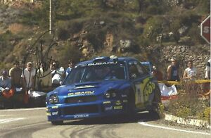Petter Solberg - Norwegian Rally Cross Driver - In Person Signed Photograph