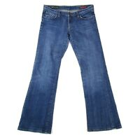 Citizens of Humanity Womens Jeans Boot Cut Low Waist Kelly #001 30 x 30 Stretch