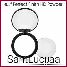 E.L.F ELF PERFECT FINISH HD POWDER - HIGH DEFINITION FACE FOUNDATION FINISH