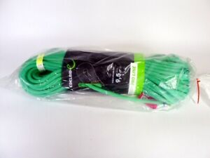 Edelrid Eagle Lite Pro Dry 9.5 mm Climbing Rope Green 60m FAST POSTAGE UK SELLER