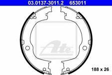 Chevrolet Captiva 2.2D Mâchoires de frein arrière 2011 sur Set b/&b 96626083 qualité neuf