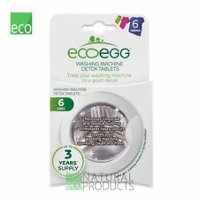 Ecoegg Natural Washing Machine Detox Tablets