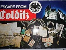 Vintage Escape from Colditz par Gibson's années 1980 complet