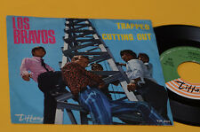 """LOS BRAVOS 7"""" 45 TRAPPED ORIG ITALY 1966"""