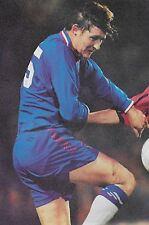 Football Photo DAVID LEE Chelsea 1994-95