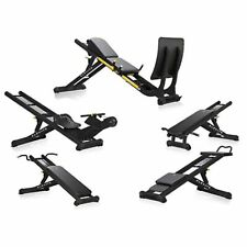 Total Gym ELEVATE Circuit; 5-piece; Includes Jump, Pull-Up, Press, Row ADJ an...