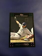 2007 Topps # 400 ICHIRO SUZUKI Seattle Mariners Set Break MINT