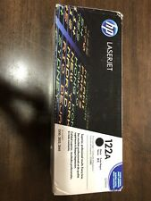 Q3960A 122A Genuine HP Black Toner Color LaserJet 2500L 2550LN 2550 2800 2820