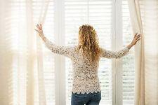 Curtain Clip for EZ Hang Curtains - No Nails, Tools, Holes in walls or Screws